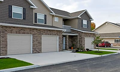 Building, The Townhomes of Liberty Ridge, 0