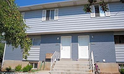 Building, 638 N 400 W, 2