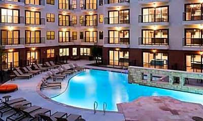 Pool, Maple at Med Center, 0