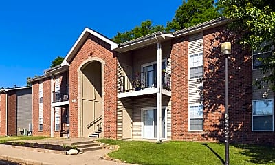 Building, Tree Top Ridge Apartments, 0