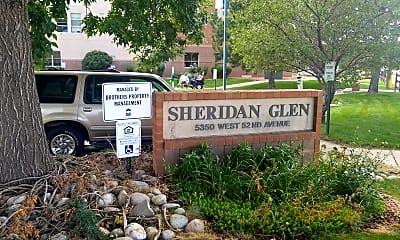 Sheridan Glen, 1