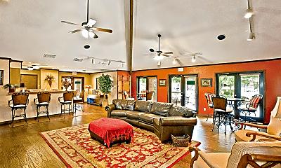 Living Room, 7301 Alma Dr, 1