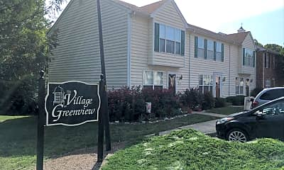 Village At Greenview Townhomes, 1