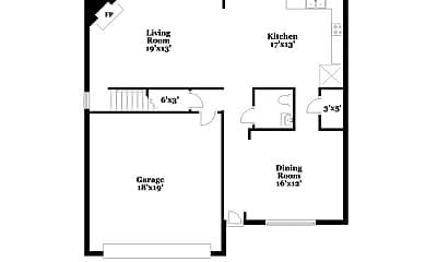 Building, 1023 Galveston Ct, 1