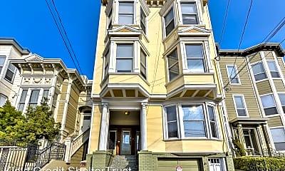 Building, 2558 Sutter St, 1