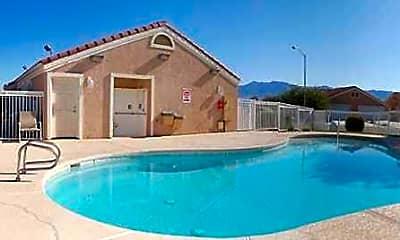 Pool, Desert Winds Patio Homes, 1