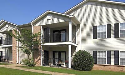 Building, Cambridge Park Apartments, 1