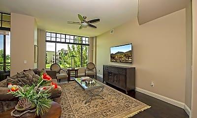 Living Room, 8 Biltmore Estate 205, 1