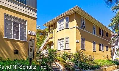 Building, 4623 Los Feliz Blvd, 0