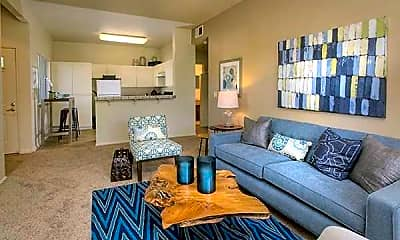 Living Room, Autumn Oaks, 1