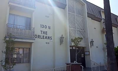 The Alex Apartments, 1