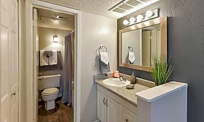 Bathroom, Rock Creek, 2