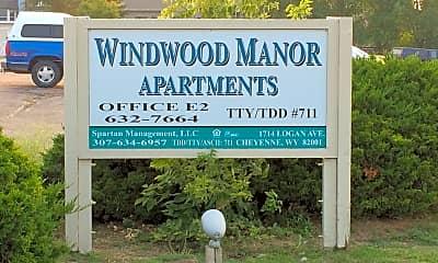 Windwood Manor, 1