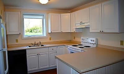 Kitchen, Cedarwoods Apartments, 2