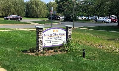Mt Olive Manor, 1