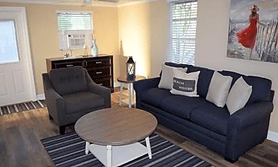 Living Room, 2645 NE Indian Dr, 1