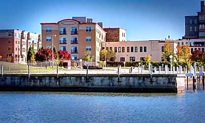 Building, Belle Harbor Lofts, 2