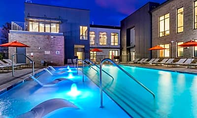 Pool, The Bryant, 1