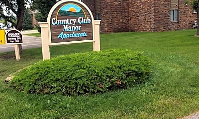 Country Club Manor Apartments, 1