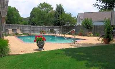 Pool and Backyard, 583 Merriweather Dr, 0