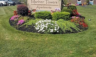 Mariner Towers, 1