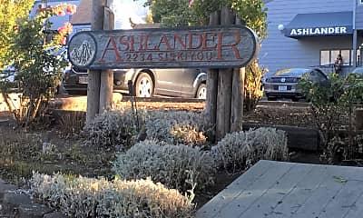 Ashlander Apts, 1