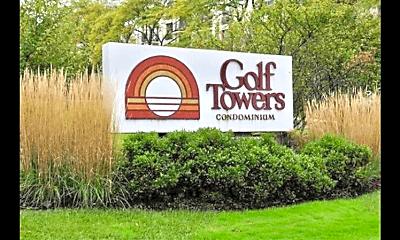 Community Signage, 9009 Golf Rd, 2