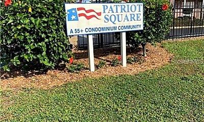 Community Signage, 3810 37th St S 63, 2