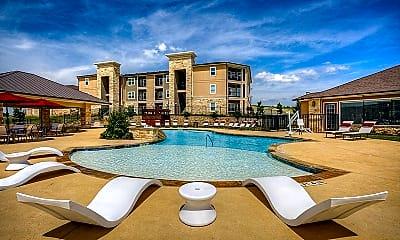 Pool, The Residence at Gateway Village, 1