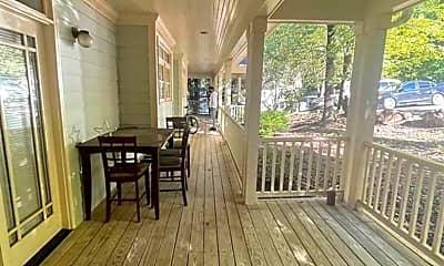 Patio / Deck, 511 Pine Bluff Trail, 1