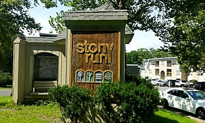 Stony Run Apartments, 1
