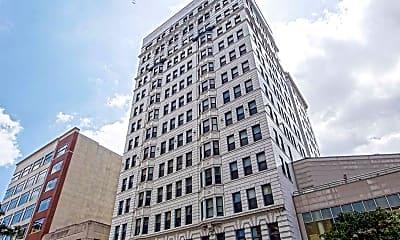Building, Majestic Loft Apartments, 0