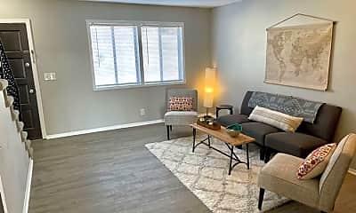 Living Room, 1029 Harold Dr, 1