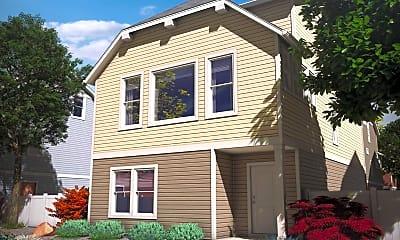 Building, 18587 E 47th Pl, 1
