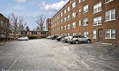 Building, 2450 Overlook Road, 2