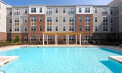 Pool, First Street Place Apartments, 1