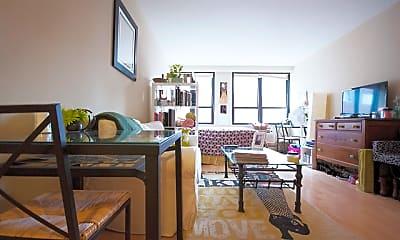 Living Room, 1575 Oak, 1