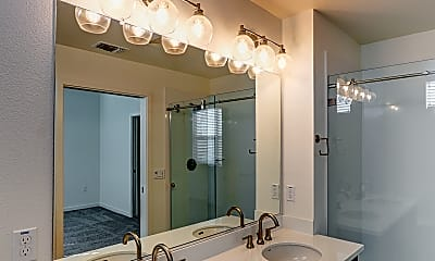 Bathroom, The Flats at The Mill at Broadway, 2