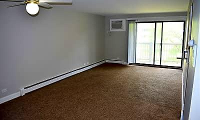 Living Room, 121 N Gregory St 8, 1