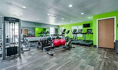 Fitness Weight Room, 256 Michigan Ave A, 2