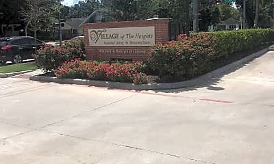 The Village of The Heights, 1