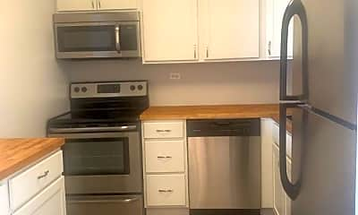 Kitchen, 1037 Des Plaines Ave, 0