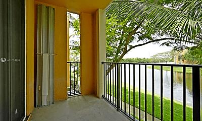 Patio / Deck, 2201 W Preserve Way, 2
