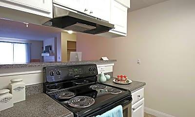 Kitchen, Royal Palms, 1