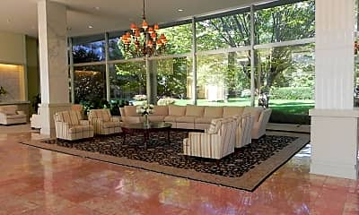 Patio / Deck, 4201 Cathedral Ave NW 223E, 1