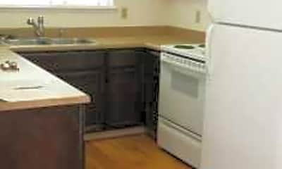 Kitchen, The Place Apartments, 1