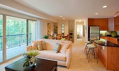 Living Room, Spa Cove, 1