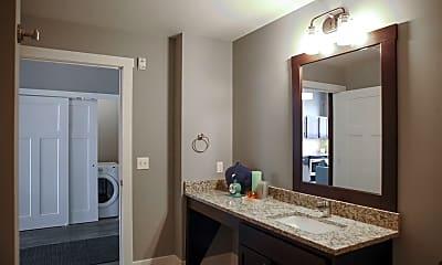 Bathroom, Lofts on Alabama, 2