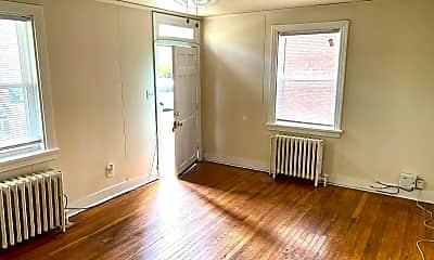 Living Room, 1518 Porter St, 1