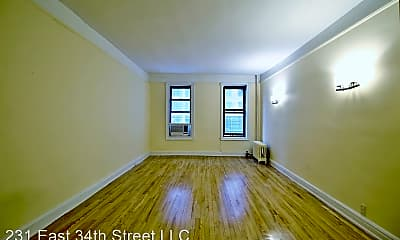 Living Room, 231 E 34th St, 1